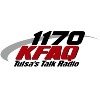 Logo of radio station KFAQ 1170