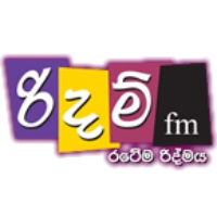 Logo of radio station Rhythm FM