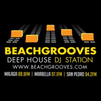 Logo of radio station Radio Beach Grooves