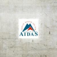 Logo de la radio Mazeikiu Aidas 100.4 FM
