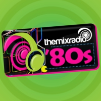 Logo of radio station The Mix Radio 80s