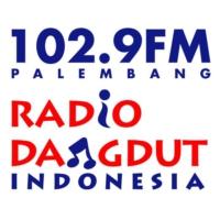 Logo of radio station RDI Palembang