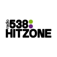 Logo of radio station Radio 538 Hitzone