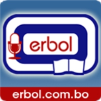 Logo of radio station Erbol FM