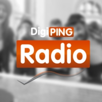 Logo of radio station Digiping Radio Tennis de Table