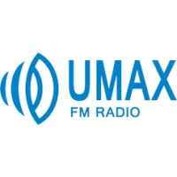 Logo of radio station Umax radio