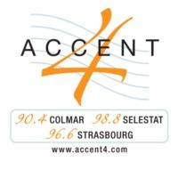 Logo de la radio Accent 4