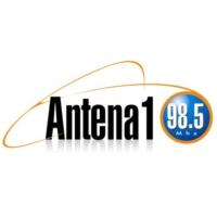 Logo of radio station Antena 1 98.5 Mhz