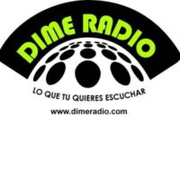 Logo of radio station DIME RADIO