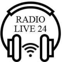 Logo of radio station LIVE24