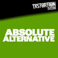 Logo of radio station Distortion Radio Absolute Alternative