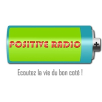 Logo of radio station Positive Radio