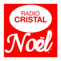 Logo of radio station Cristal Noël