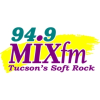 Logo of radio station KMXZ Mix FM