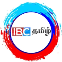 Logo of radio station IBC Tamil Radio