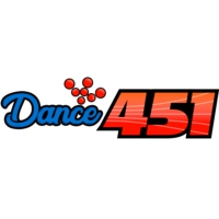 Logo of radio station Dance 451