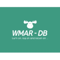 Logo of radio station WMAR-DB