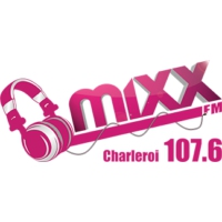 Logo of radio station Mixx FM Charleroi