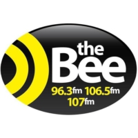Logo of radio station The Bee 107