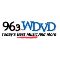 Logo de la radio 96.3 WDVD