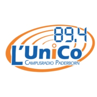 Logo of radio station L'Unico