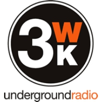 Logo of radio station 3WK - Indie Rock