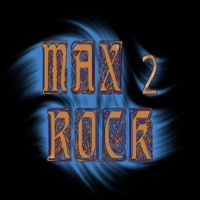 Logo of radio station MAX 2 ROCK