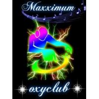 Logo of radio station maxximum oxyclub