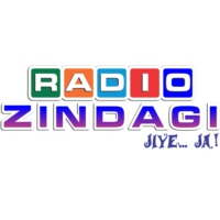 Logo of radio station KZDG Radio Zindagi