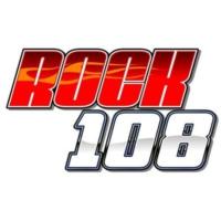 Logo of radio station KEYJ Rock 108