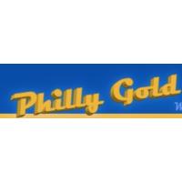 Logo of radio station Philly Gold Radio