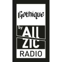 Logo de la radio Allzic Radio GOTHIQUE