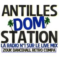 Logo of radio station Antilles Dom Station