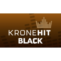 Logo of radio station KRONEHIT Black