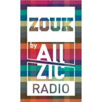 Logo of radio station Allzic Radio ZOUK