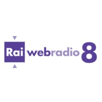 Logo of radio station Rai webradio 8