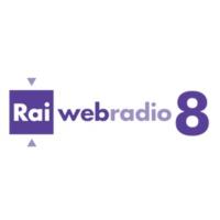 Logo de la radio Rai webradio 8