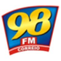 Logo de la radio 98 FM Campina