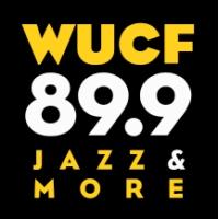 Logo of radio station WUCF NPR 89.9 FM
