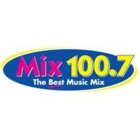 Logo of radio station WNMX Mix 100.7