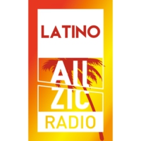 Logo of radio station Allzic Latino