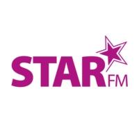 Logo of radio station STAR FM