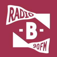 Logo of radio station Radio B