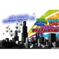 Logo of radio station Club 80'S Music UK