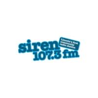 Logo of radio station Siren FM