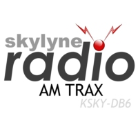 Logo of radio station Skylyne Radio AM Trax