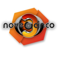 Logo of radio station Nove3Cinco