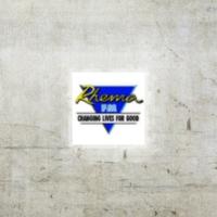 Logo de la radio Rhema FM