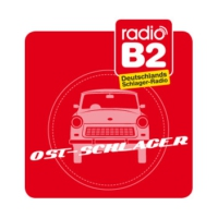Logo of radio station radio B2 Ost-Schlager