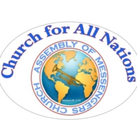 Logo de la radio Messengers Church for All Nations
